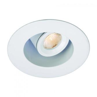 LEDme Miniature Recessed Task Light (HR-LED232R-30-WT)