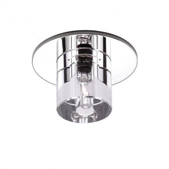 Irix Crystal Recessed Beauty Spot (DR-356LED-CL/CH)