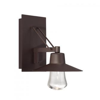 Suspense Outdoor Wall Sconce Barn Light (3612|WS-W1911-BZ)