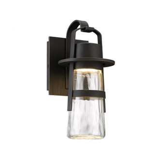 Balthus Outdoor Wall Sconce Lantern Light (3612|WS-W28514-ORB)