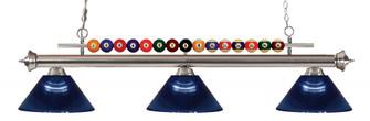 3 Light Billiard Light (276|170BN-ARDB)