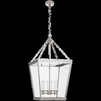 Launceton Large Square Lantern (279|CHC 5612PN-CG)
