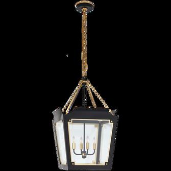 Caddo Medium Lantern (279|JN 5020MBK/G-CG)