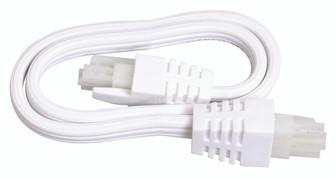 24'' Noble Pro 2 & Koren Connector Cord (1|XLCC24WH)