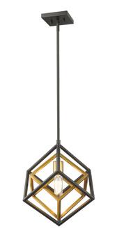 1 Light Mini Pendant (276|457MP-OBR-BRZ)