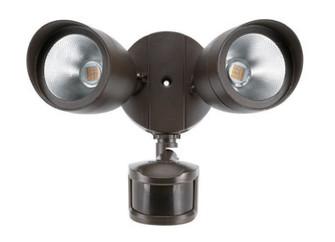 LED SECURITY LIGHTS, 5000K, 270 degree, CRI80, ES, UL, 20W, 120W EQUIVALENT, 50000HRS, LM1400, DIMMA (758|MSL1002V1)