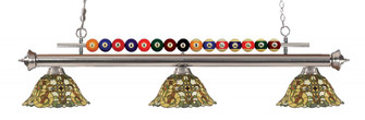 3 Light Billiard Light (276|170BN-R14A)