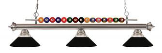 3 Light Billiard Light (276|170BN-RMB)