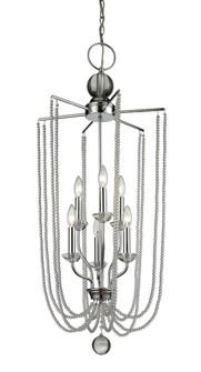 6 Light Pendant (276|429-6C-CH)
