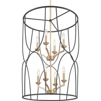 Landree Collection Eight-Light Foyer (149 P500177-031)
