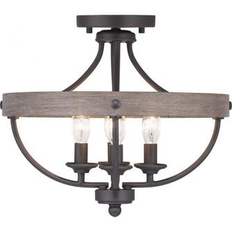 Gulliver Collection Four-Light Semi-Flush Convertible (149 P350117-143)
