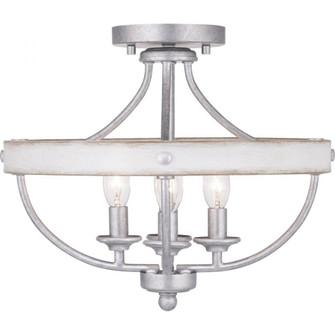 Gulliver Collection Four-Light Semi-Flush Convertible (149 P350117-141)