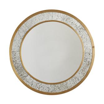 Metal Clad Mercury Glass Mirror (42 734003MM)
