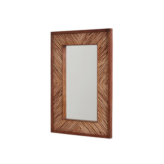 Wood Framed Mirror (42 734101MM)