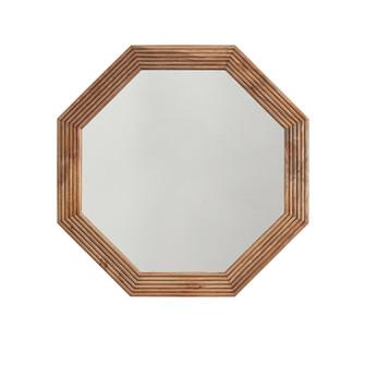 Wood Framed Mirror (42 734001MM)