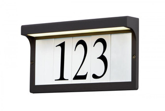 Address-Outdoor Wall Mount (19|53610BZ)