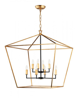 Abode-Multi-Tier Chandelier (25154GLTXB)