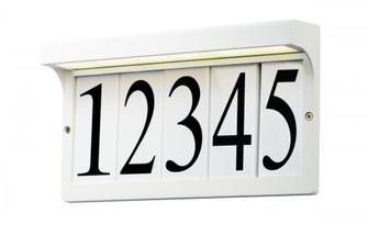 Address-Outdoor Wall Mount (19|53610WT)