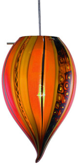AMORE FIORE, 12V, RED, SN, DOME, TRANS/NO JACK image