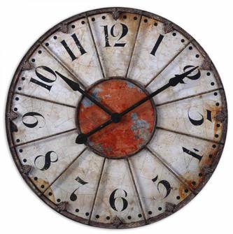 Uttermost Ellsworth 29'' Wall Clock (85|06664)