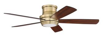 """52"""" Hugger Ceiling Fan w/Blades & LED Light Kit (TMPH52SB5)"""