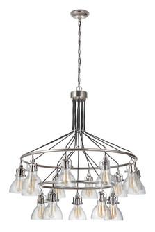 15 Light Chandelier (51215-PLN)