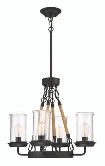 4 Light Outdoor Chandelier (20|52024-ESP)