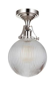 1 Light Semiflush (X8326-PLN-C)