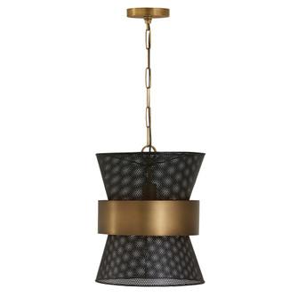 1 Light Pendant (42|330417PK)