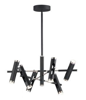 Ambit-Multi-Light Pendant (94|E25046-BKSN)
