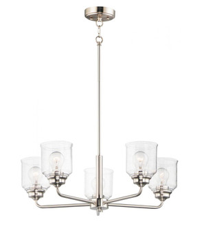Acadia-Single-Tier Chandelier (12266CDSN)