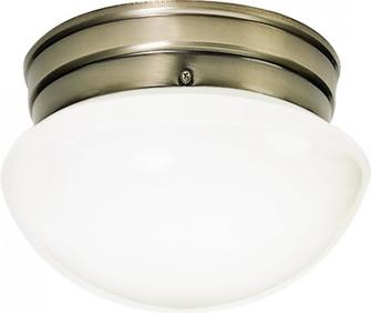 1 LIGHT SMALL MUSHROOM FLUSH (81 60/6114)