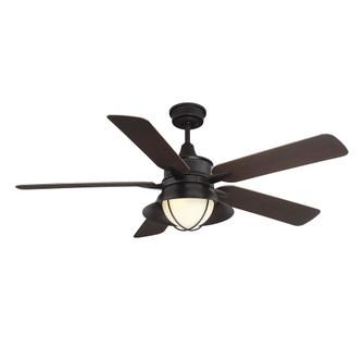 Hyannis 52'' 5 Blade Outdoor Ceiling Fan (128 52-625-5CN-13)