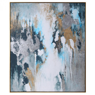 Uttermost Stormy Seas Hand Painted Canvas (85|36058)