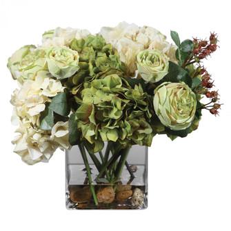 Uttermost Cecily Hydrangea Bouquet (85|60155)