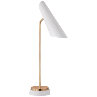 Franca Single Pivoting Task Lamp (279|ARN 3401HAB-WHT)