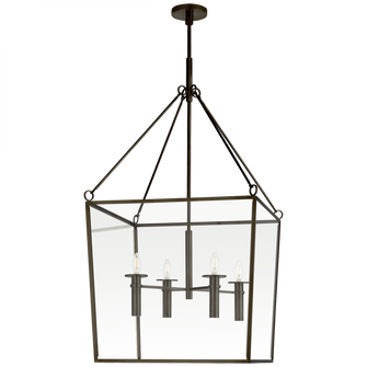 Cochere Large Lantern (279|BBL 5106BZ)