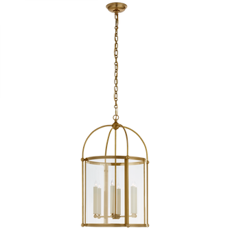 Riverside Medium Round Lantern (279|CHC 3451AB-CG)
