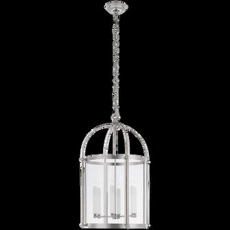 Riverside Medium Round Lantern (279|CHC 3451PN-CG)