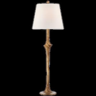 Bates Sculpted Buffet Lamp (279|CHA 8718GI-L)