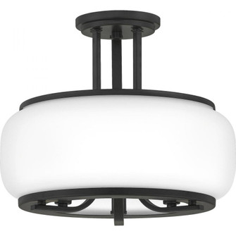 Pruitt Semi-Flush Mount (26|PRUO1714MBK)