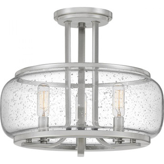 Pruitt Semi-Flush Mount (26|PRUS1714BN)