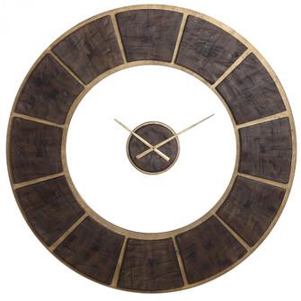 Uttermost Kerensa Wooden Wall Clock (85|06102)