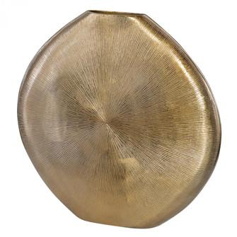 Uttermost Gretchen Gold Vase (85|17598)