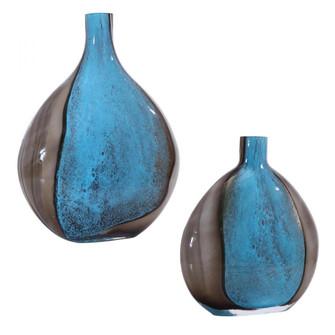 Uttermost Adrie Art Glass Vases, S/2 (85 17741)