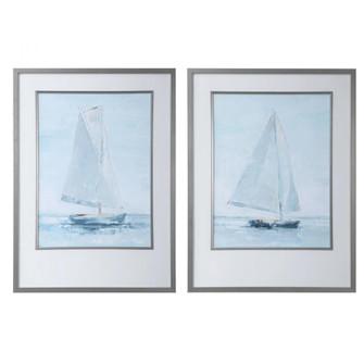 Uttermost Seafaring Framed Prints, S/2 (85|33708)