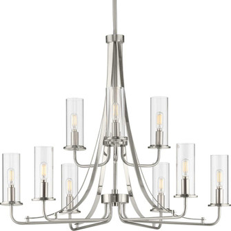 P400210-009 9-60W CAND CHANDELIER (149|P400210-009)