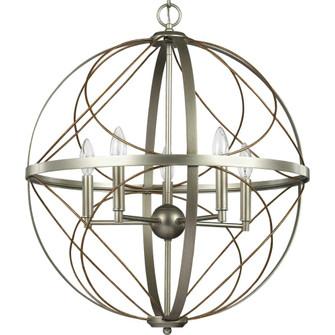 Brandywine Collection Silver Ridge Five-Light Pendant (P500287-134)