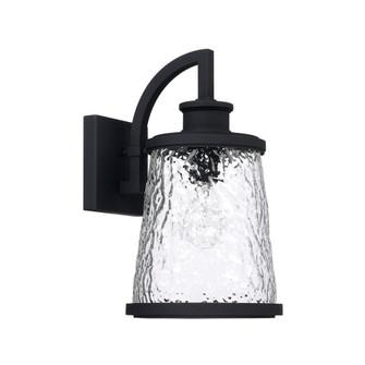 1 Light Outdoor Wall Lantern (42|926511BK)