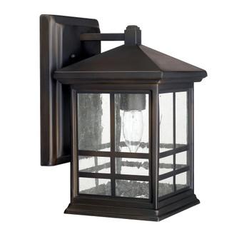 1 Light Outdoor Wall Lantern (42|9911OB)